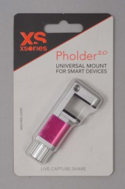 Xsories-Pholder 2 Silver/pink-INTP