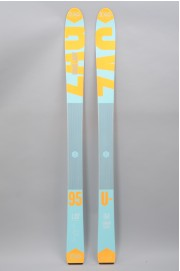 Skis Zag-Ubac 95 Lady-FW17/18