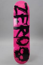 Plateau de skateboard Zero-Blood Pink-2017