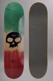 Plateau de skateboard Zero-Cervantes Signature Skull-2016