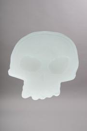 Zero-Wax Skull White-INTP