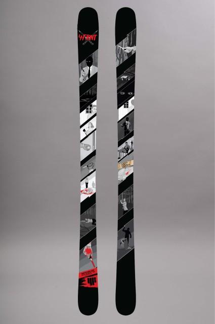 Skis 4frnt-Switchblade-FW15/16