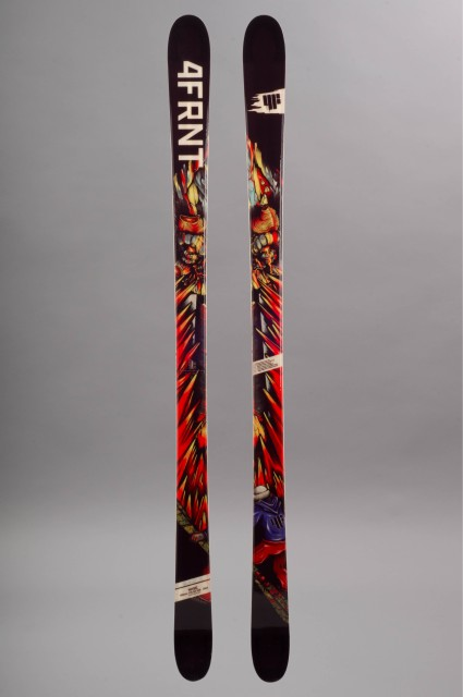Skis 4frnt-Wise-FW15/16