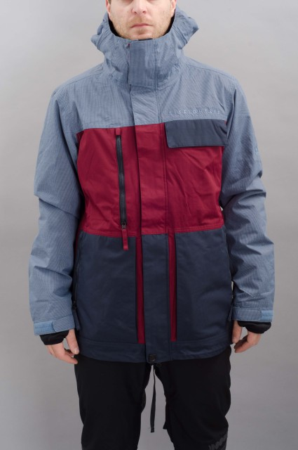Veste ski / snowboard homme 686-Authentic Smarty Form Jk-FW15/16