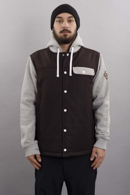 Veste homme 686-Bedwin Insulated-FW17/18