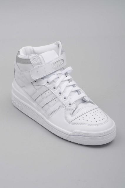 Chaussures de skate Adidas originals-Adidas Forum Mid Refined-FW16/17