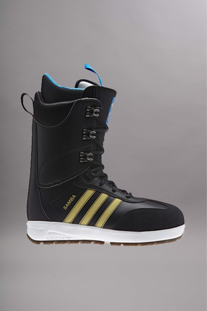 Boots de snowboard homme Adidas snowboarding-Samba Adv-FW17/18