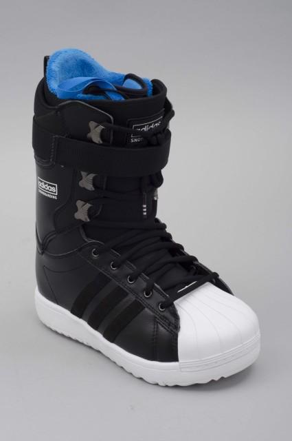 Boots de snowboard homme Adidas snowboarding-The Superstar-FW16/17