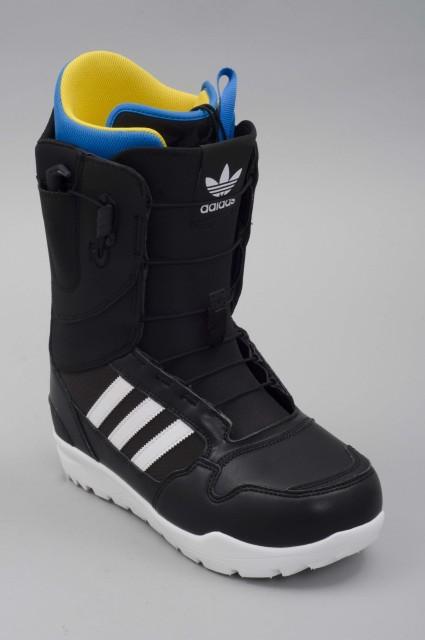 Boots de snowboard homme Adidas snowboarding-Zx 500-FW16/17
