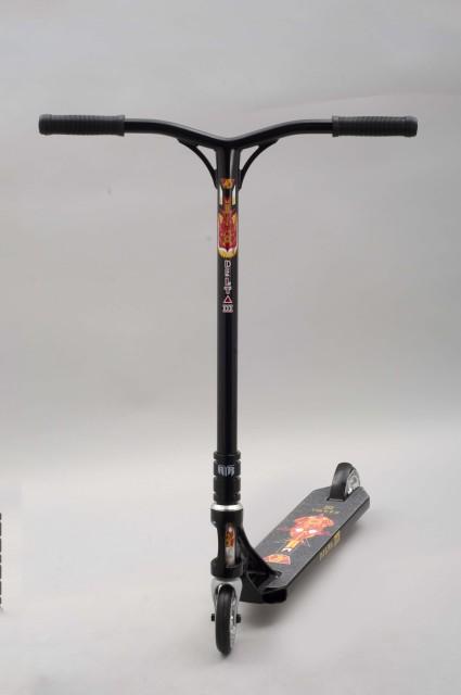 Trottinette complète Ao scooters-Delta 3 Black-2016
