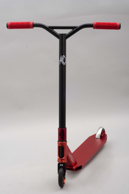 Trottinette complète Ao scooters-Lambda 2.1 Black Red-2016