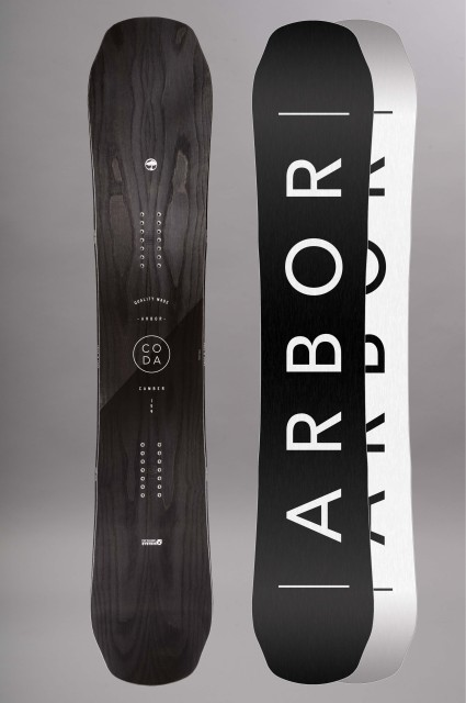 Planche de snowboard homme Arbor-Coda Camber-FW17/18