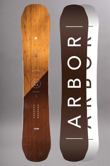 Planche de snowboard homme Arbor-Coda Rocker-FW17/18