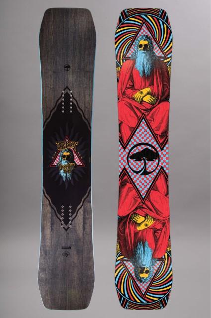 Planche de snowboard homme Arbor-Draft-FW17/18