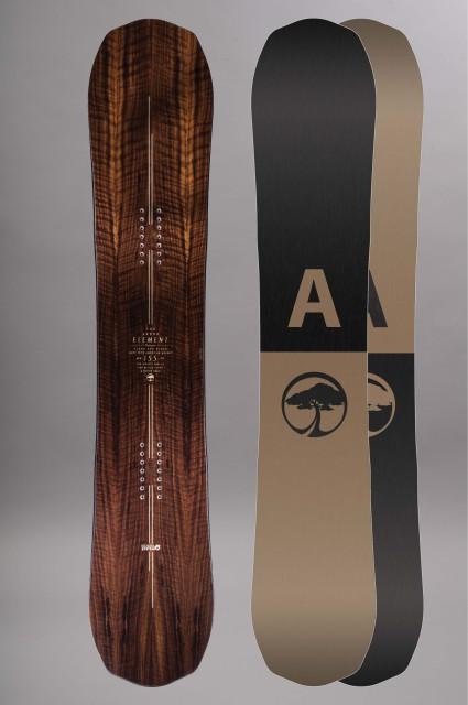 Planche de snowboard homme Arbor-Element-FW17/18
