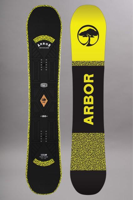 Planche de snowboard homme Arbor-Formula-FW15/16