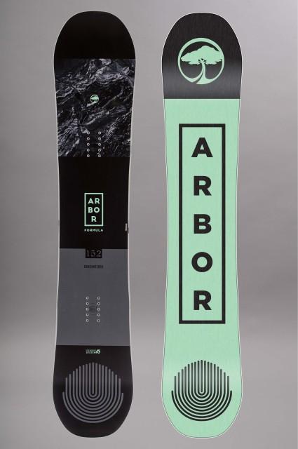 Planche de snowboard homme Arbor-Formula-FW17/18