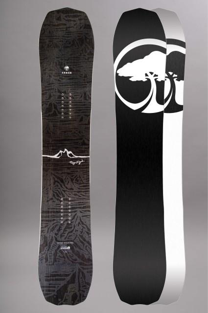 Planche de snowboard homme Arbor-Iguchi Camber-FW17/18