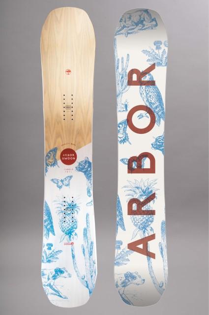Planche de snowboard femme Arbor-Swoon Camber-FW17/18