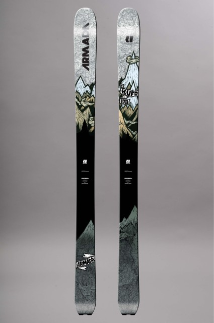 Skis Armada-Kufo 108-FW16/17