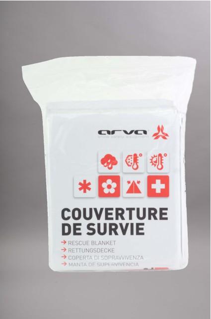Arva-Couverture De Survie Argent 190 G Reutilisable-FW12/13