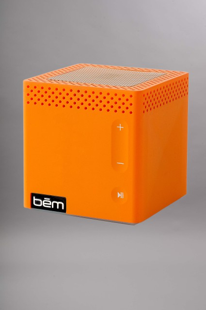 Bem-Mobile Speakers Orange-INTP