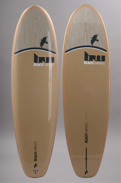 Planche de surf Blackwings-Evo Fat Wombat 6.4-SS15