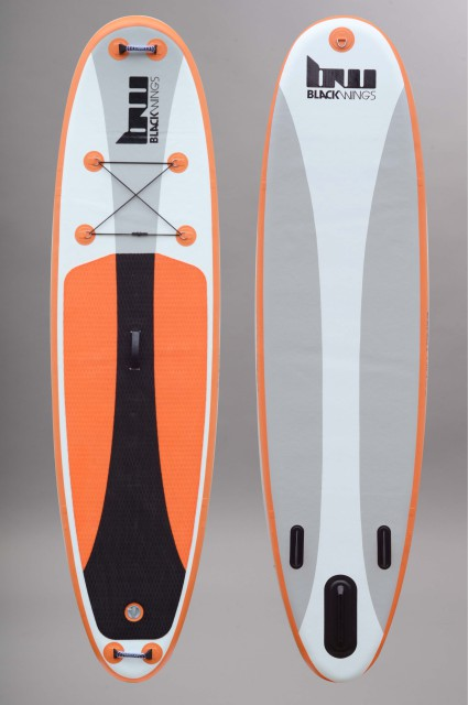 Planche de surf Blackwings-Sup Gonflable Sac Et Pompe Inclus-SS15