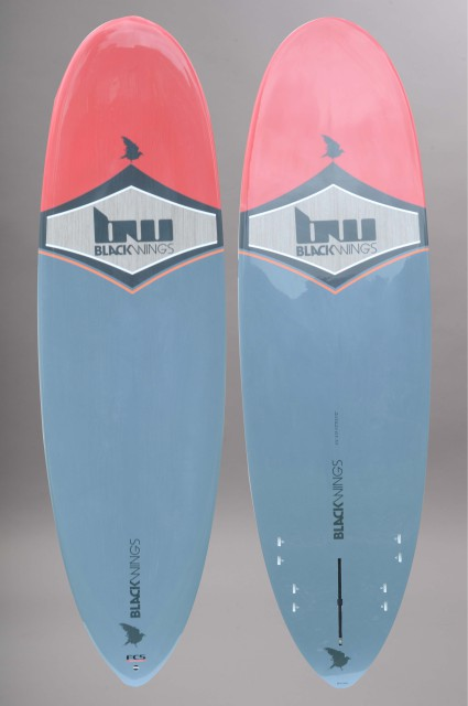 Planche de surf Blackwings-The Scorpion 6.4-SS15