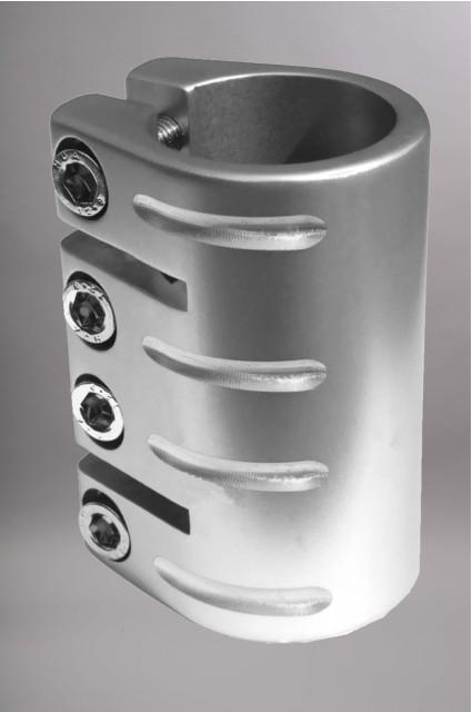 Blazer pro-Blazer Collier Quad Silver Avec Adaptateur-INTP