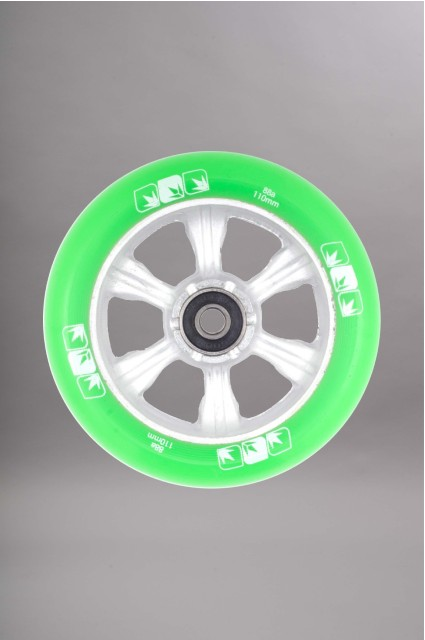 Blunt scooter-Blunt 6 Spokes Green Avec Roulements Abec 9-INTP