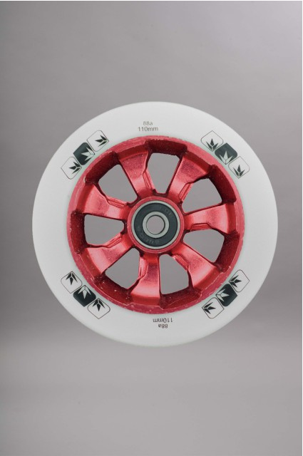 Blunt scooter-Blunt 7 Spokes Red/white Avec Roulements Abec 9-INTP