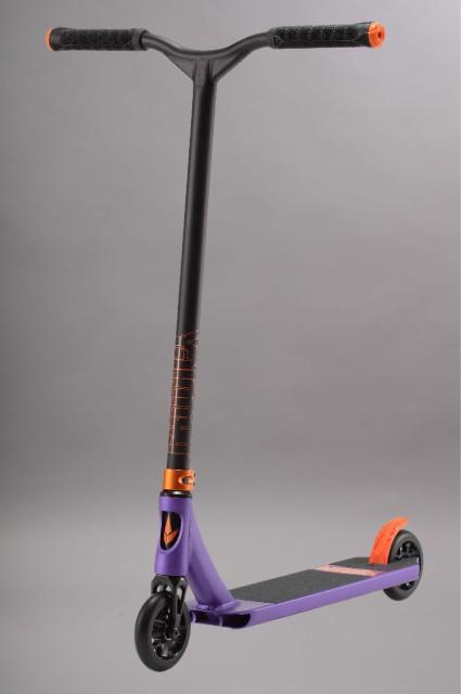 Trottinette complète Blunt scooter-Blunt Prodigy S4 Purple/orange-2016