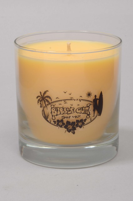 Bubble gum-Glass Candle-INTP