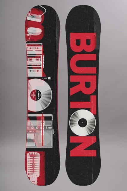 Planche de snowboard homme Burton-Descendant-FW15/16