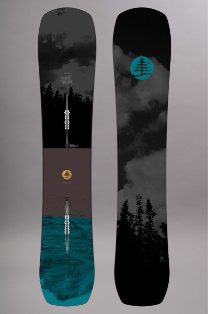 Planche de snowboard homme Burton-Dump Truck-FW17/18