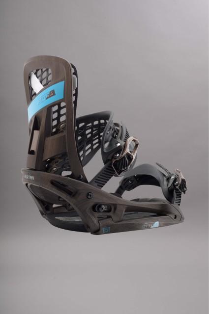 Fixation de snowboard homme Burton-Genesis-FW17/18