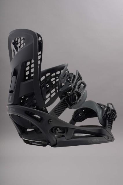 fixation de snowboard homme burton genesis x black marble. Black Bedroom Furniture Sets. Home Design Ideas