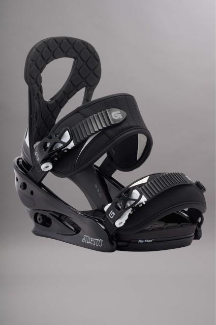 Fixation de snowboard femme Burton-Stiletto-FW15/16
