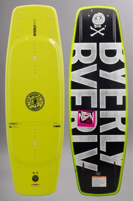 Planche de wakeboard homme Byerly-Bp Hybrid Flex-SS16