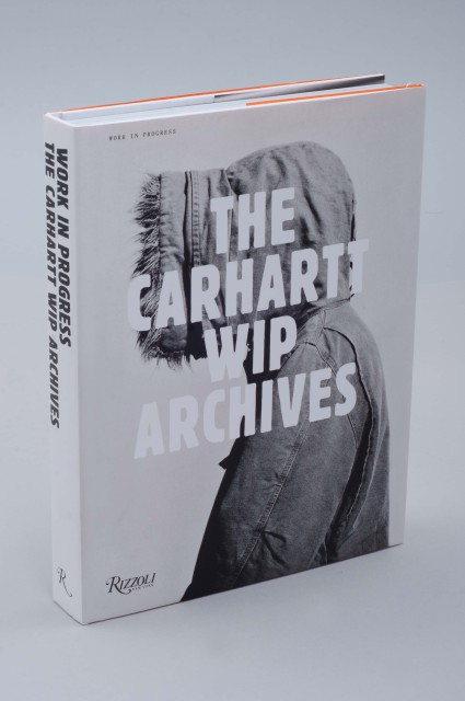 Carhartt wip-Archives Book-FW17/18