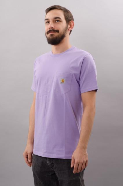 Tee-shirt manches courtes homme Carhartt wip-Carhartt Pocket T-shirt-FW17/18