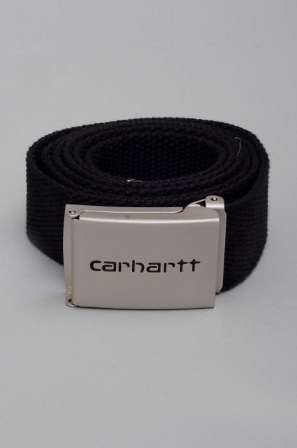 Carhartt wip-Clip Belt Chrome-FW16/17