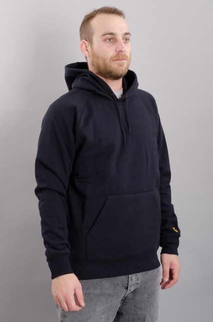 Sweat-shirt à capuche homme Carhartt wip-Hooded Chase-SPRING18