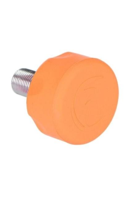 Chaya-Cherry Bomb Toe Stop Orange Long-INTP