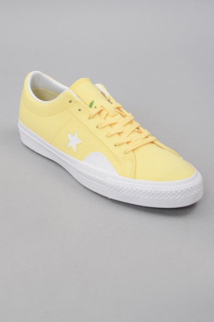 converse one star ox yellow