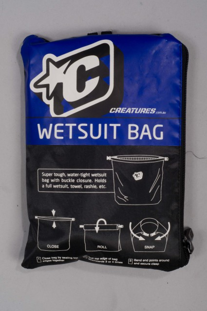 Creatures of leisure-Creatures Wetsuit Bag-SS15