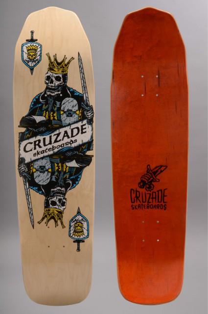 Plateau de skateboard Cruzade-Dead King-INTP