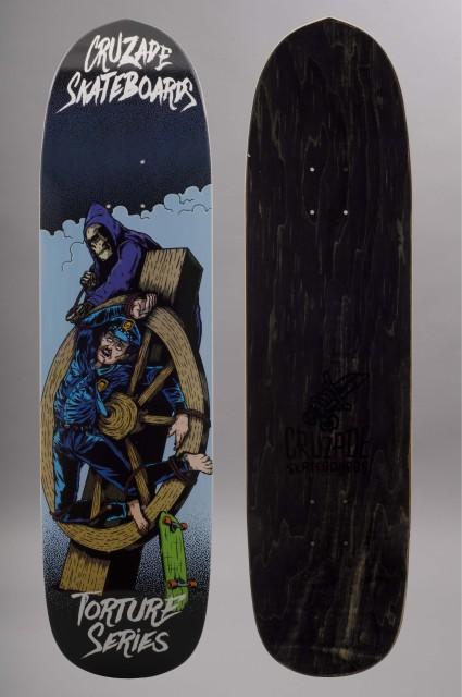 Plateau de skateboard Cruzade-Horror Wheel-INTP
