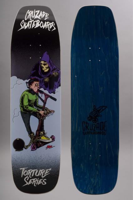 Plateau de skateboard Cruzade-Thumbscrushers-INTP